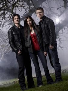 vampire diaries CW