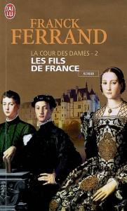 cour des dames, tome 2