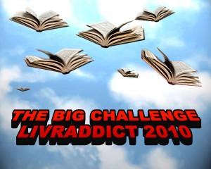 CHALLENGE LIVRADDICT 2010 BANNIERE