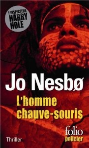 L'homme chauve-souris de Nesbo